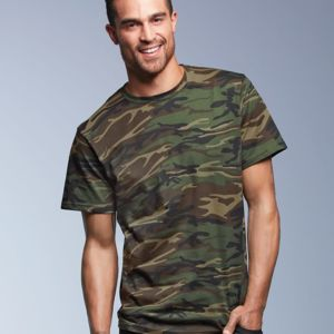 Camouflage T-Shirt Thumbnail